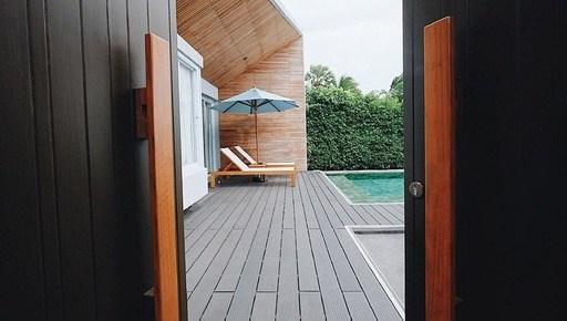 Celes Double Pool Villa