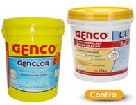 CLORO GENCO PISCINA BRASILIA